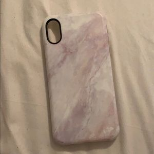 Marble iPhone XS phone case